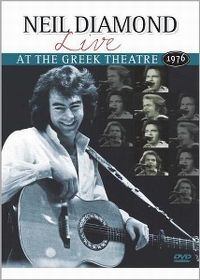 Cover Neil Diamond - Live At The Greek Theatre 1976 [DVD]